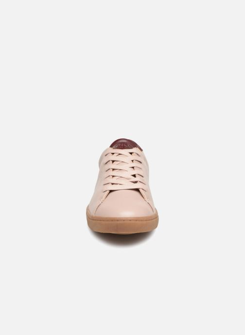 Sneaker ONLY onlSILJA PU SNEAKER rosa schuhe getragen