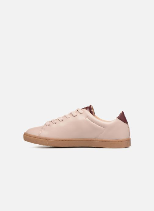 Baskets ONLY onlSILJA PU SNEAKER Rose vue face