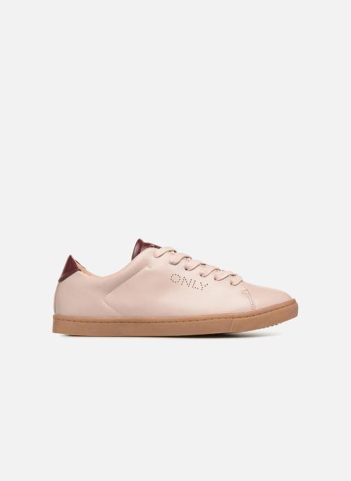 Sneaker ONLY onlSILJA PU SNEAKER rosa ansicht von hinten