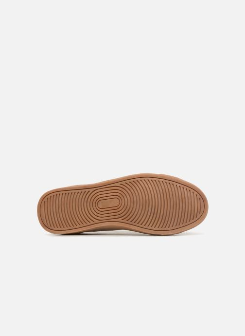 Baskets ONLY onlSILJA PU SNEAKER Rose vue haut