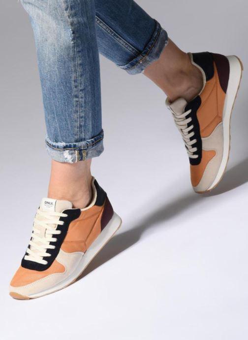 Sneakers ONLY onlSAHEL SNEAKER Beige onder
