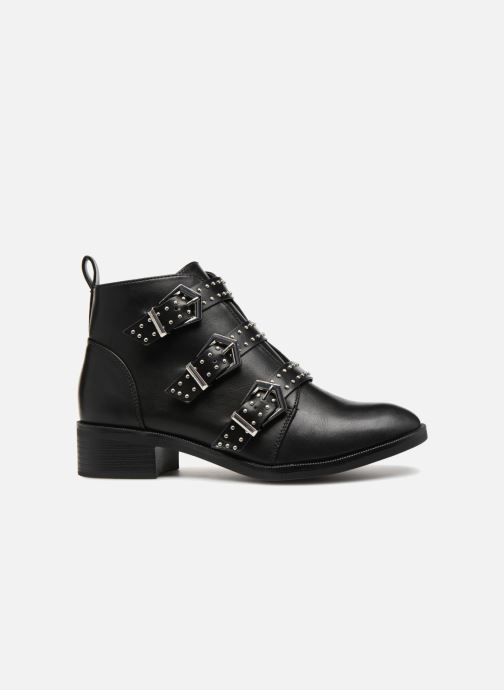 Bottines et boots ONLY OnlBRIGHT PU BOOTIE Noir vue derrière