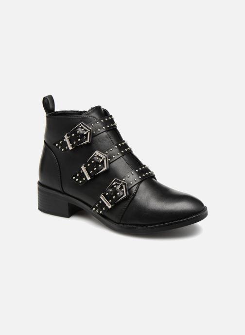 Bottines et boots ONLY OnlBRIGHT PU BOOTIE Noir vue détail/paire