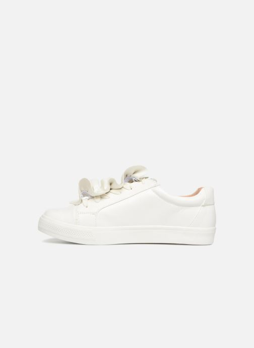 Sneakers ONLY onlSKYE FRILL SNEAKER Hvid se forfra