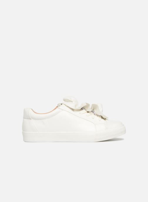 Sneakers ONLY onlSKYE FRILL SNEAKER Hvid se bagfra