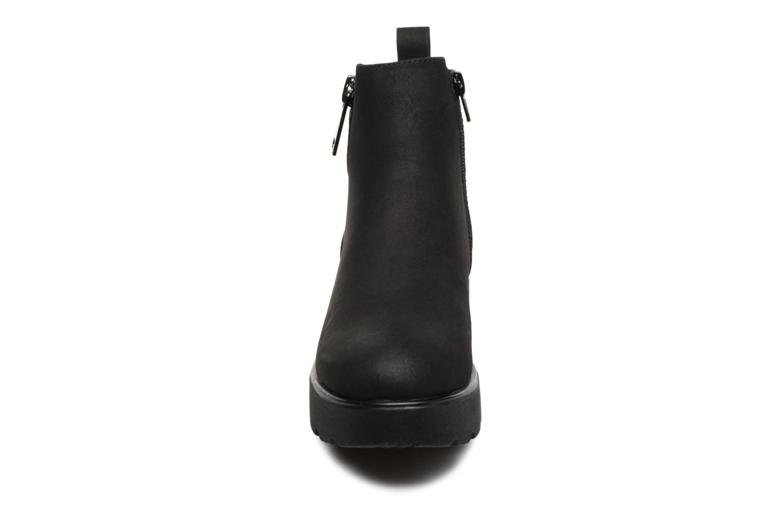 Onlbinny Only Pu Zip Black Bootie 6wOqBOd