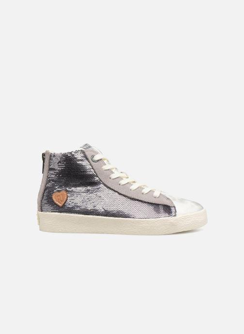 Sneakers Pepe jeans Portobello Sequins Argento immagine posteriore
