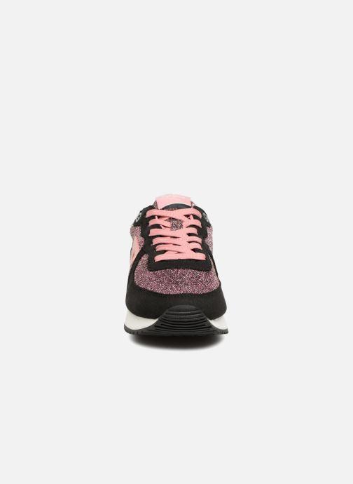 Baskets Pepe jeans Sydney 2.0 Party Noir vue portées chaussures