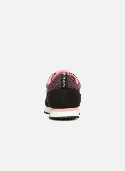 Sneakers Pepe jeans Sydney 2.0 Party Nero immagine destra