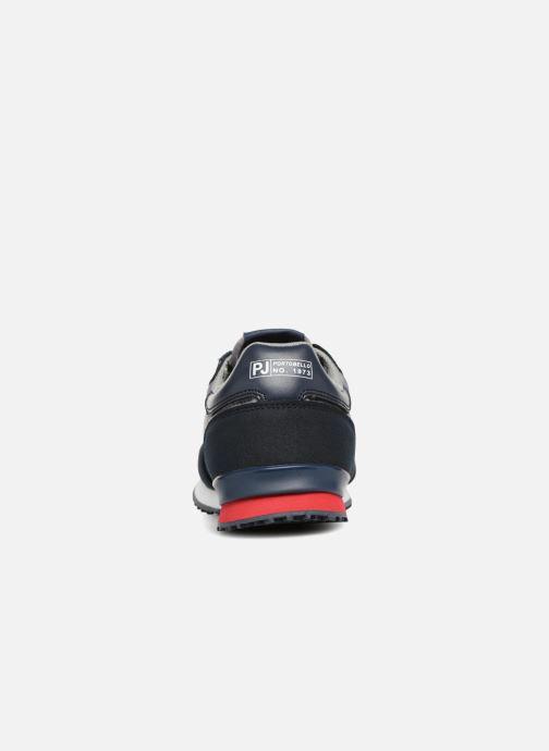 Sneakers Pepe jeans Sydney Basic Azzurro immagine destra