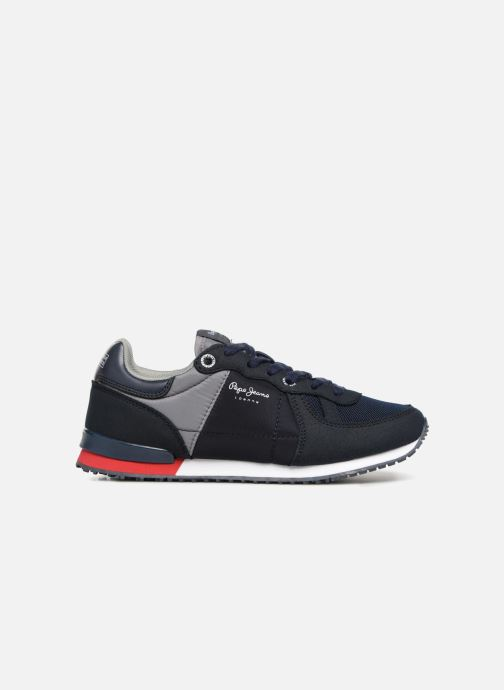 Sneakers Pepe jeans Sydney Basic Azzurro immagine posteriore