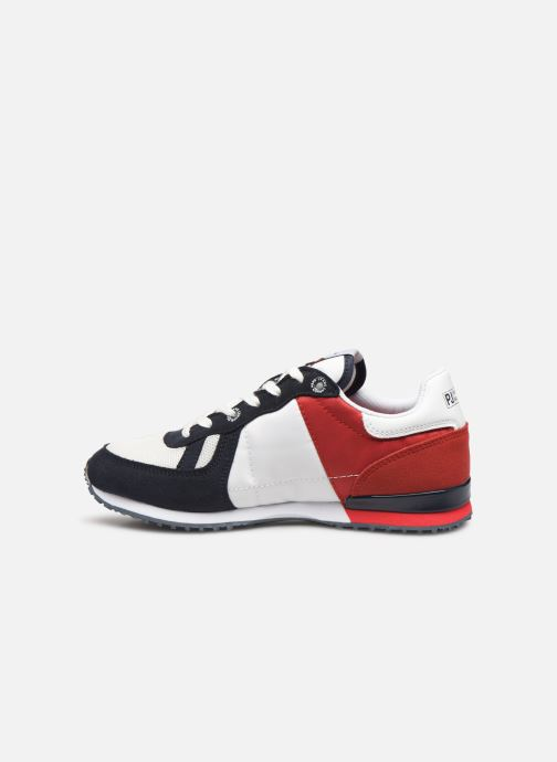 Sneakers Pepe jeans Sydney Basic Rosso immagine frontale