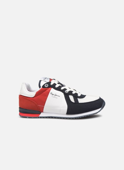 Sneakers Pepe jeans Sydney Basic Rosso immagine posteriore