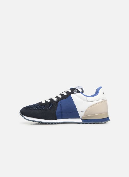 Sneakers Pepe jeans Sydney Basic Azzurro immagine frontale