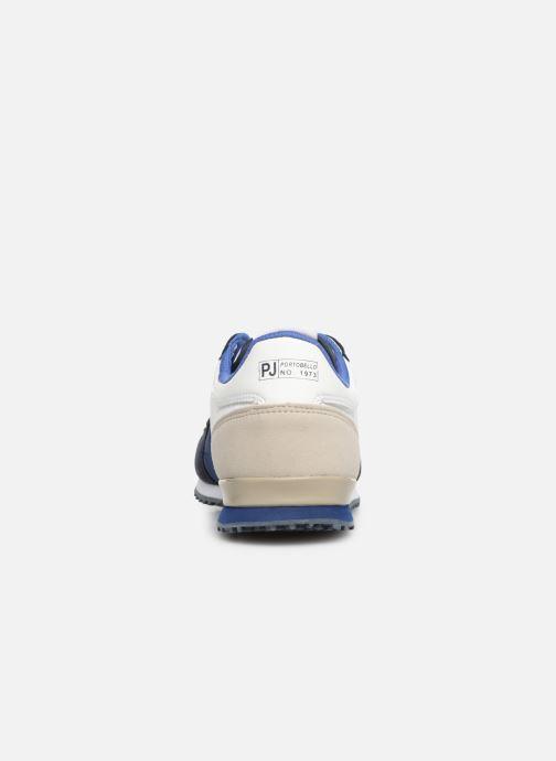 Baskets Pepe jeans Sydney Basic Bleu vue droite