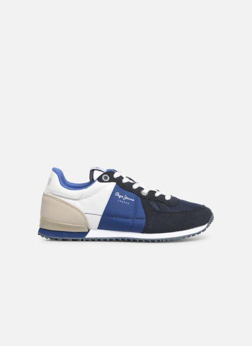 Baskets Pepe jeans Sydney Basic Bleu vue derrière