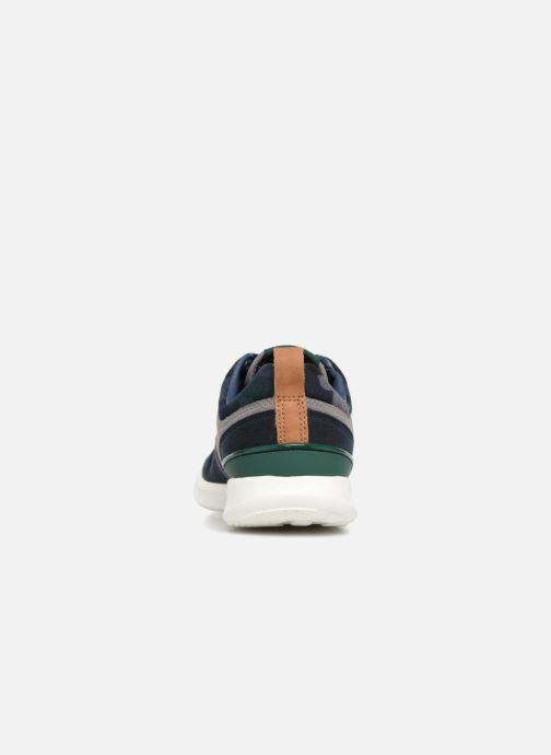 Sneaker Pepe jeans Jayden Basic Junior blau ansicht von rechts