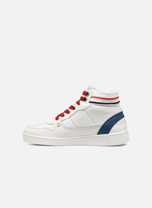 Baskets Pepe jeans Brompton Blanc vue face
