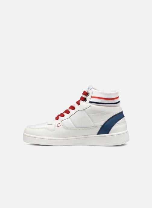 Sneaker Pepe jeans Brompton weiß ansicht von vorne