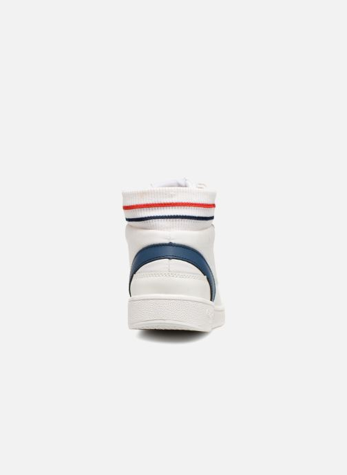 Baskets Pepe jeans Brompton Blanc vue droite