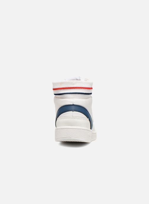 Sneaker Pepe jeans Brompton weiß ansicht von rechts