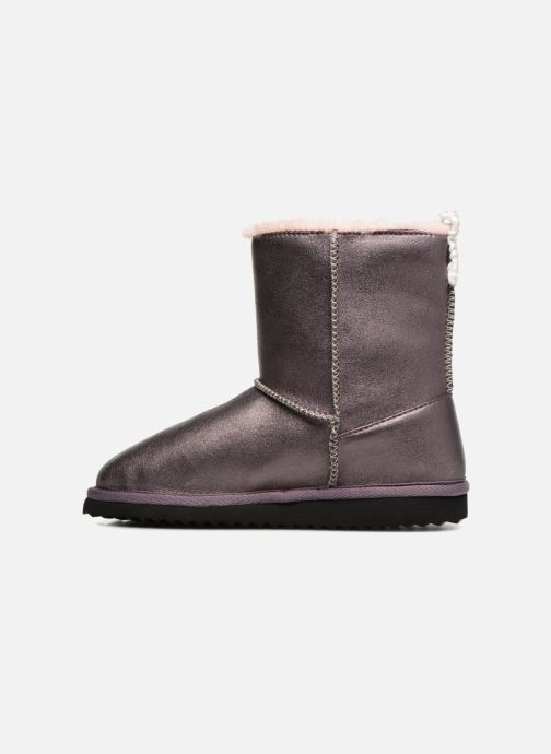 Bottes Pepe jeans Angel Teeth Violet vue face