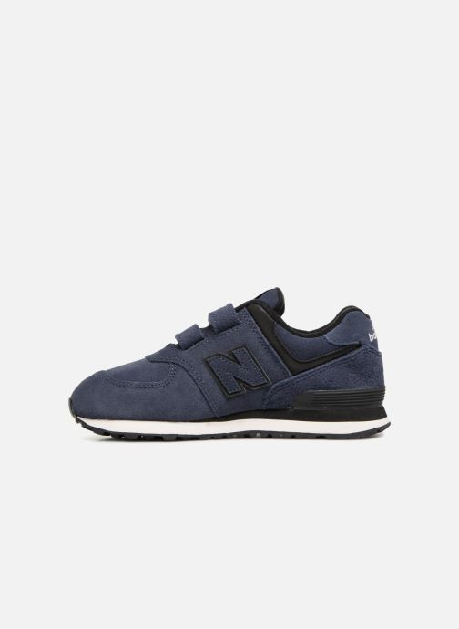 Sneakers New Balance YV574 Blauw voorkant
