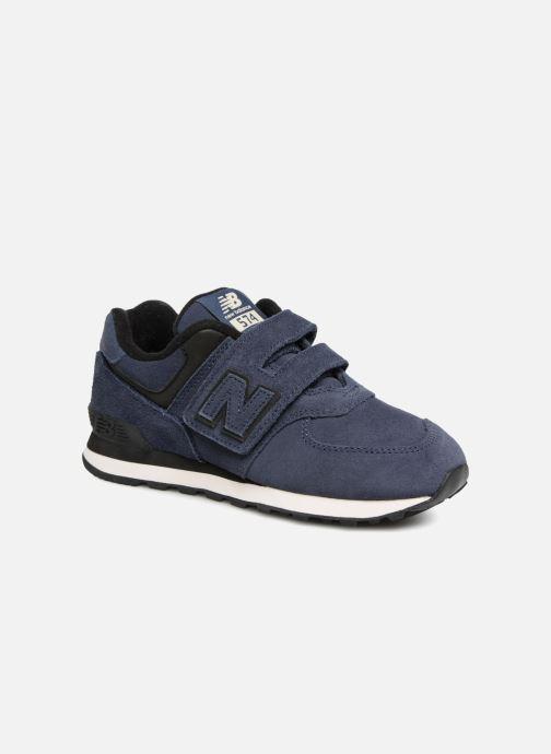 Sneaker New Balance YV574 blau detaillierte ansicht/modell