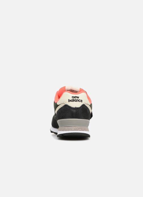 Baskets New Balance YV574 Noir vue droite