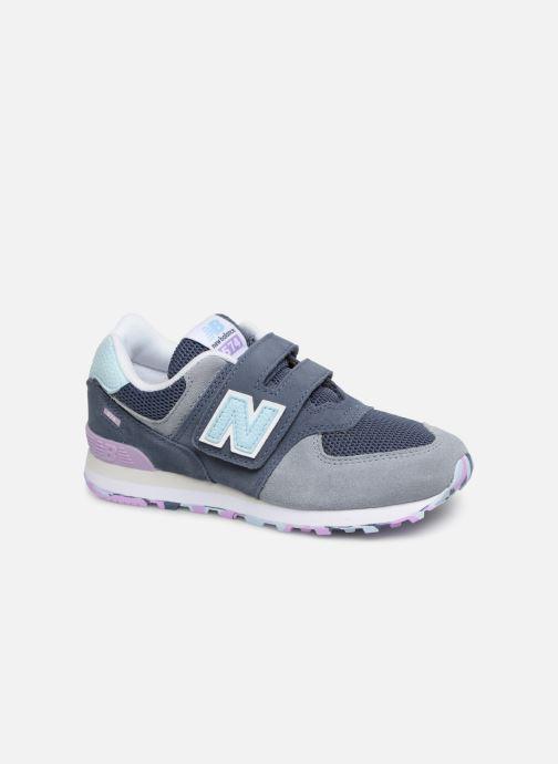 Sneaker New Balance YV574 grau detaillierte ansicht/modell