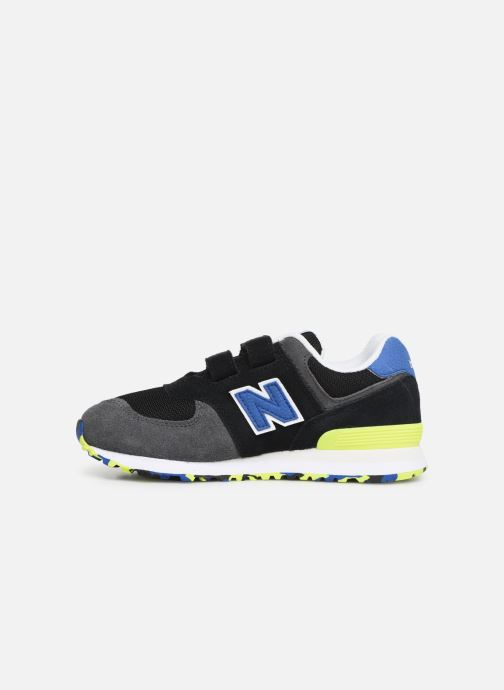 Trainers New Balance YV574 Black front view