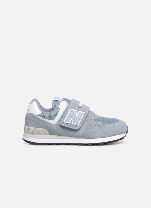 Sneakers New Balance YV574 Grå bild från baksidan