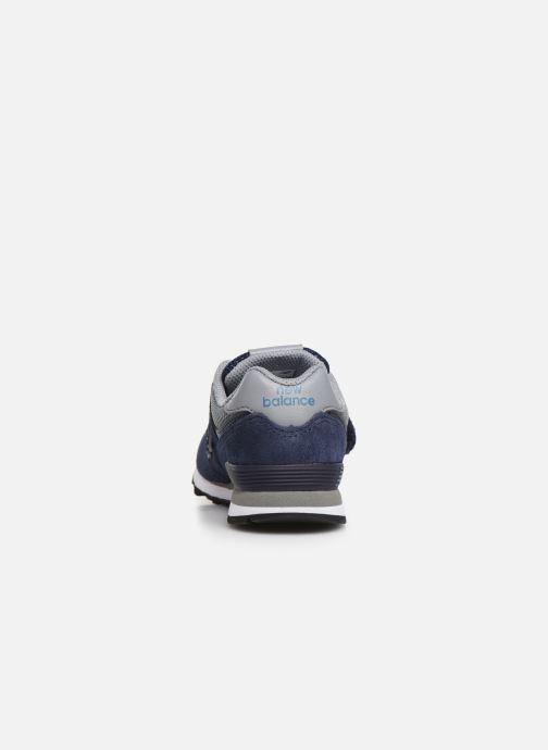 Sneakers New Balance YV574 Blauw rechts