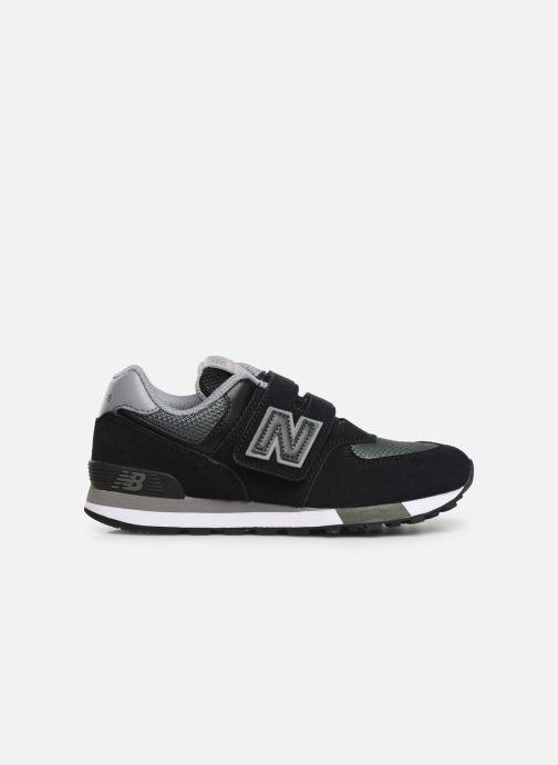 Sneakers New Balance YV574 Zwart achterkant
