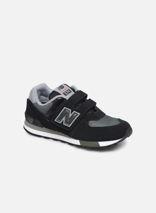 Sneakers New Balance YV574 Zwart detail