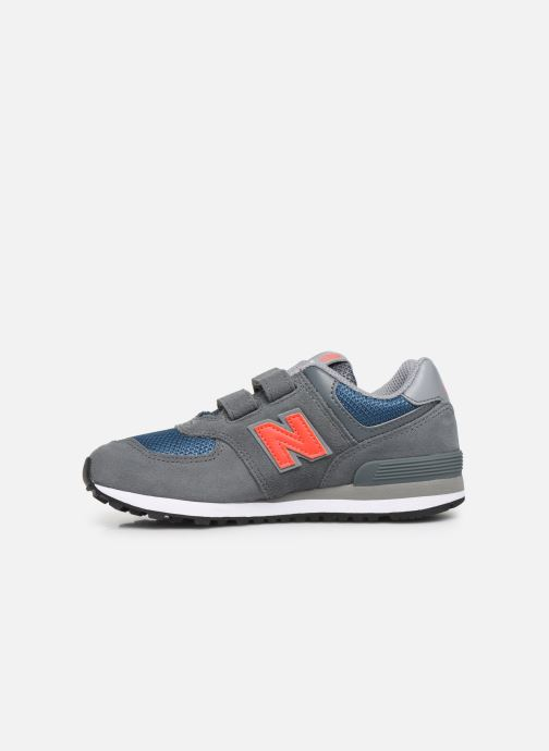 Sneaker New Balance YV574 grün ansicht von vorne
