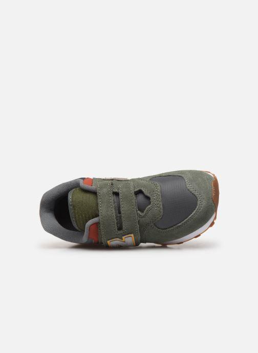 Sneakers New Balance YV574 Groen links