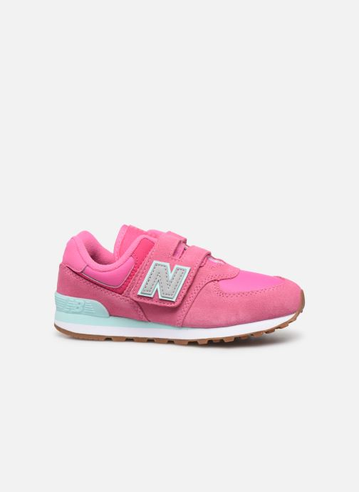 Sneakers New Balance YV574 Roze achterkant