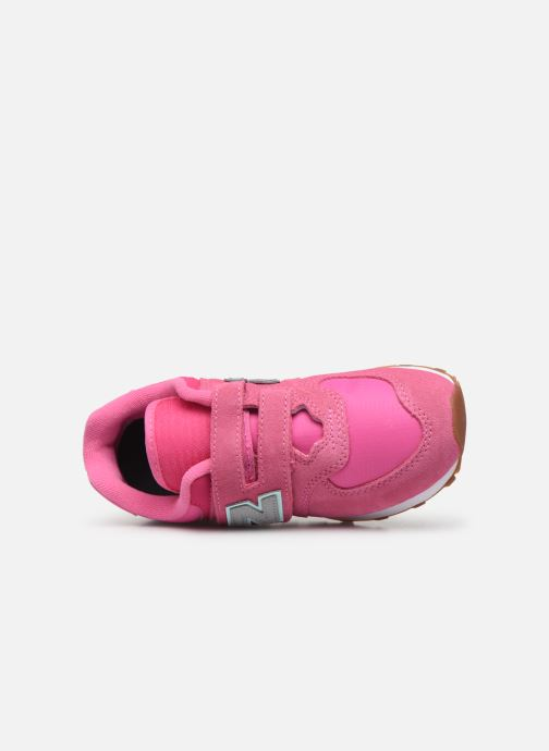 Sneakers New Balance YV574 Roze links