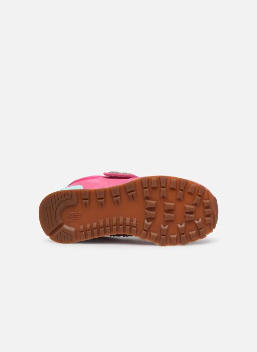 Sneakers New Balance YV574 Roze boven