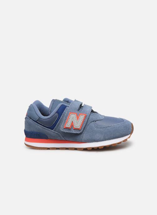 Sneakers New Balance YV574 Blå se bagfra