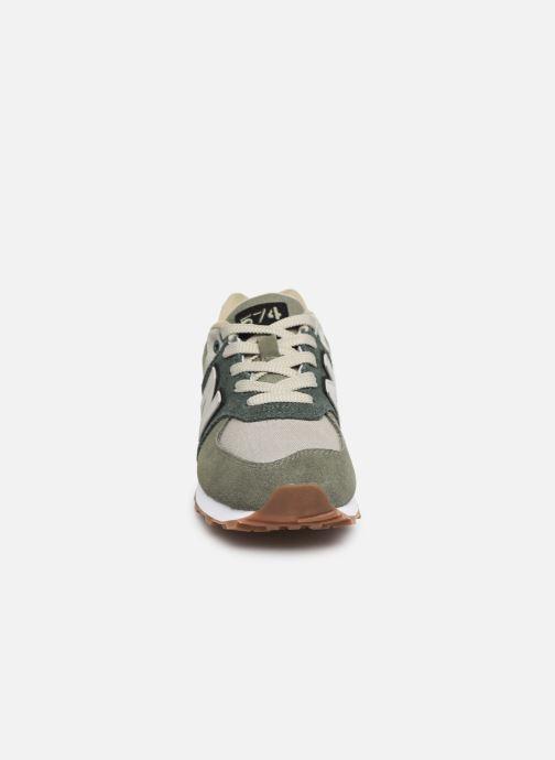 Sneakers New Balance PC574 Groen model