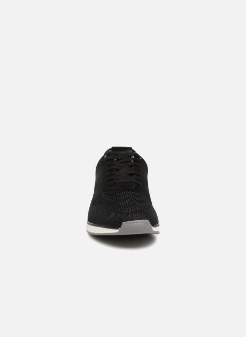Baskets I Love Shoes KEMESH Noir vue portées chaussures