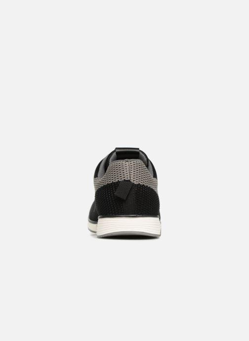 Baskets I Love Shoes KEMESH Noir vue droite