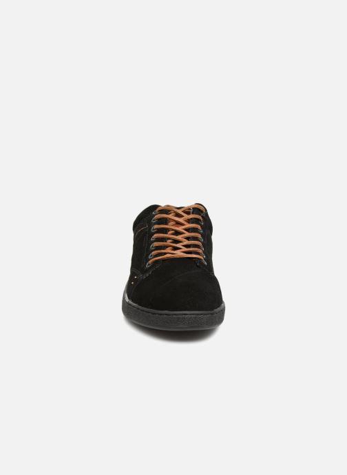 Baskets I Love Shoes KEPHANE Leather Noir vue portées chaussures