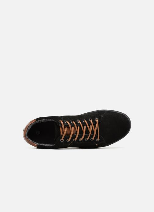 Baskets I Love Shoes KEPHANE Leather Noir vue gauche