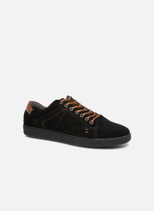 Trainers I Love Shoes KEPHANE Leather Black detailed view/ Pair view