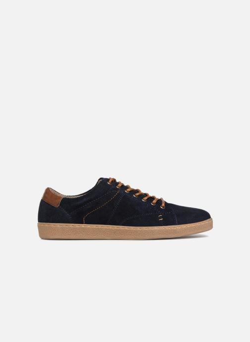 Baskets I Love Shoes KEPHANE Leather Bleu vue derrière