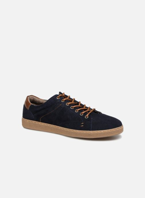 Baskets I Love Shoes KEPHANE Leather Bleu vue détail/paire