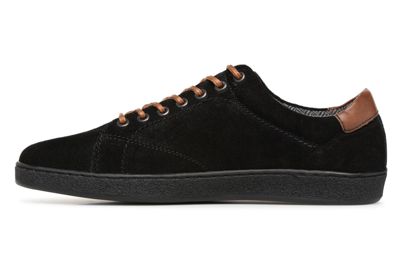 Sneaker I Love Shoes KEPHANE Leather schwarz ansicht von vorne